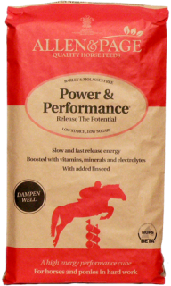 Allen & Page Horse Feed – Power & Performance