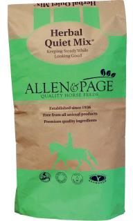 Allen & Page Horse Feed – Herbal Quiet Mix