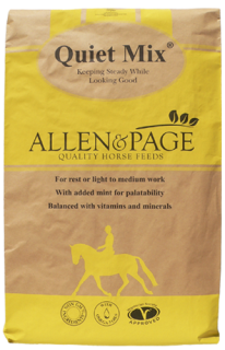 Allen & Page Horse Feed – Quiet Mix
