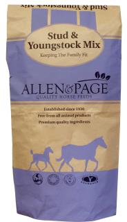 Allen & Page Horse Feed – Stud & Youngstock Mix