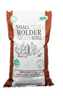 Smallholder Range – Ornamental Poultry Pellets