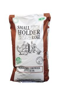 Smallholder Range – Poultry Grower Pellets