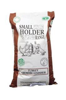 Smallholder Range – Turkey Grower Finisher
