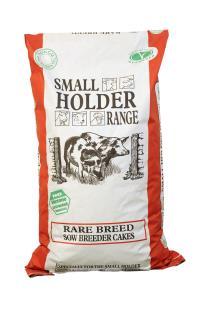 Smallholder Range – Rare Breed Sow Breeder Cakes