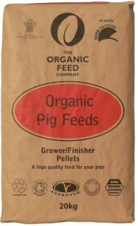 Organic Feed Company – Organic Pig Grower Finisher Pencils