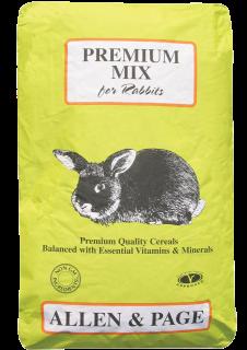 Allen & Page (Rabbit & Guinea) – Premium Rabbit Mix