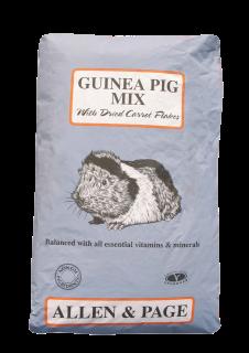 Allen & Page (Rabbit & Guinea) – Guinea Pig Mix