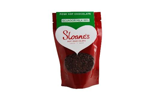 Ecuador Milk 39% Hot Chocolate