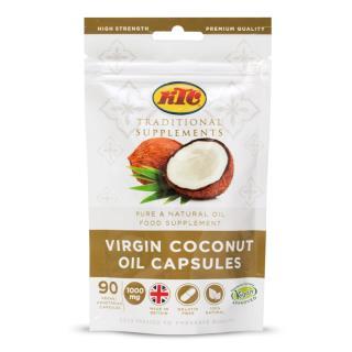 Coconut Oil Capsules 1000mg