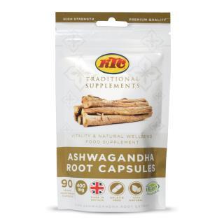 Ashwagandha Root Capsules 400mg
