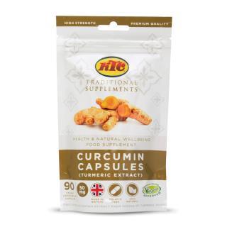 Curcumin Capsules 50mg