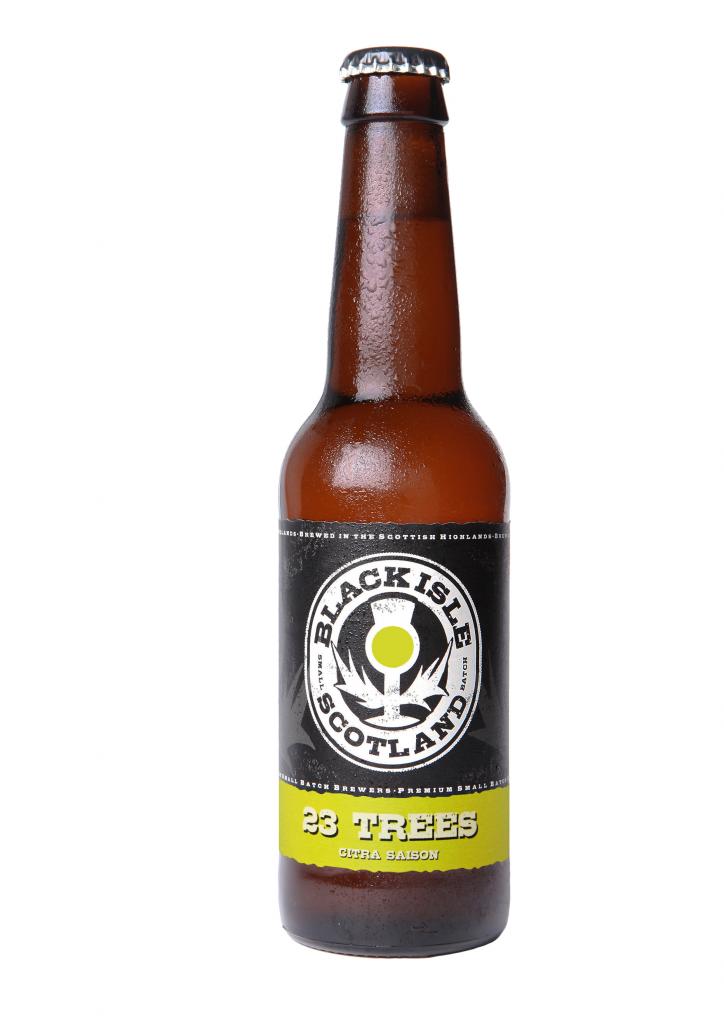 Black Isle Brewery 23 Trees Cirta Saison