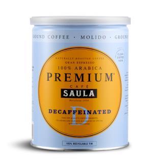 Cafè Saula Decaffeinated Espresso Ground Coffee