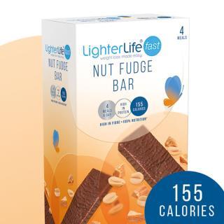 Nut Fudge Bar