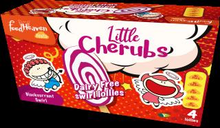 Food Heaven Little Cherubs – Blackcurrant Swirl