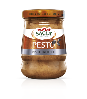 Sacla' No.11 Truffle Pesto