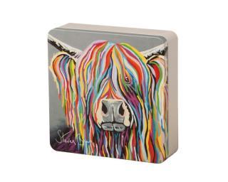 Steven Brown Art-Charlie McCoo All Butter Shortbread Rounds 160g Tin