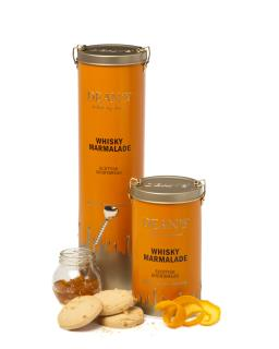 Whisky Marmalade Shortbread Rounds 150g & 300g Tin