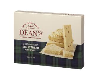 Dean's Shortbread Assortment