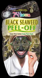 Black Seaweed Peel Off