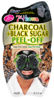 Charcoal and Black Sugar Peel Off
