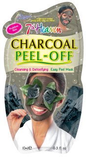 Charcoal Clay Peel Off