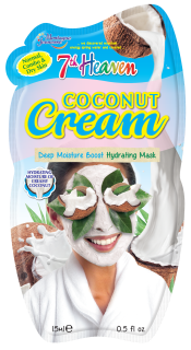 Coconut Cream Mask