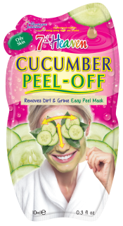 Cucumber Peel Off