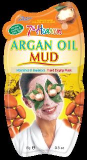 Argan Oil Mud