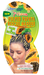 Pulped Papaya Rescue Mask