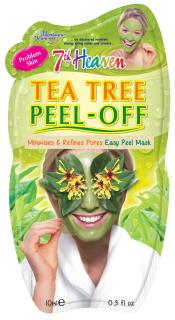 Tea Tree Peel Off Mask