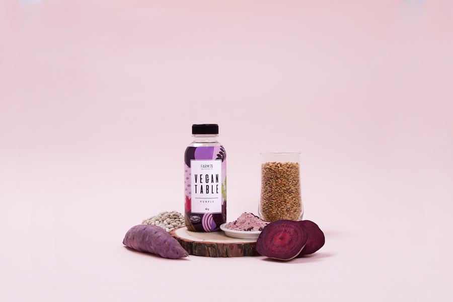 Vegantable Purple