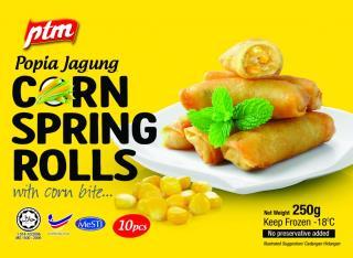 Pertama Corn Spring Roll
