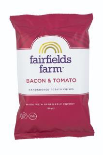 Fairfields Farm Crisps Bacon & Tomato