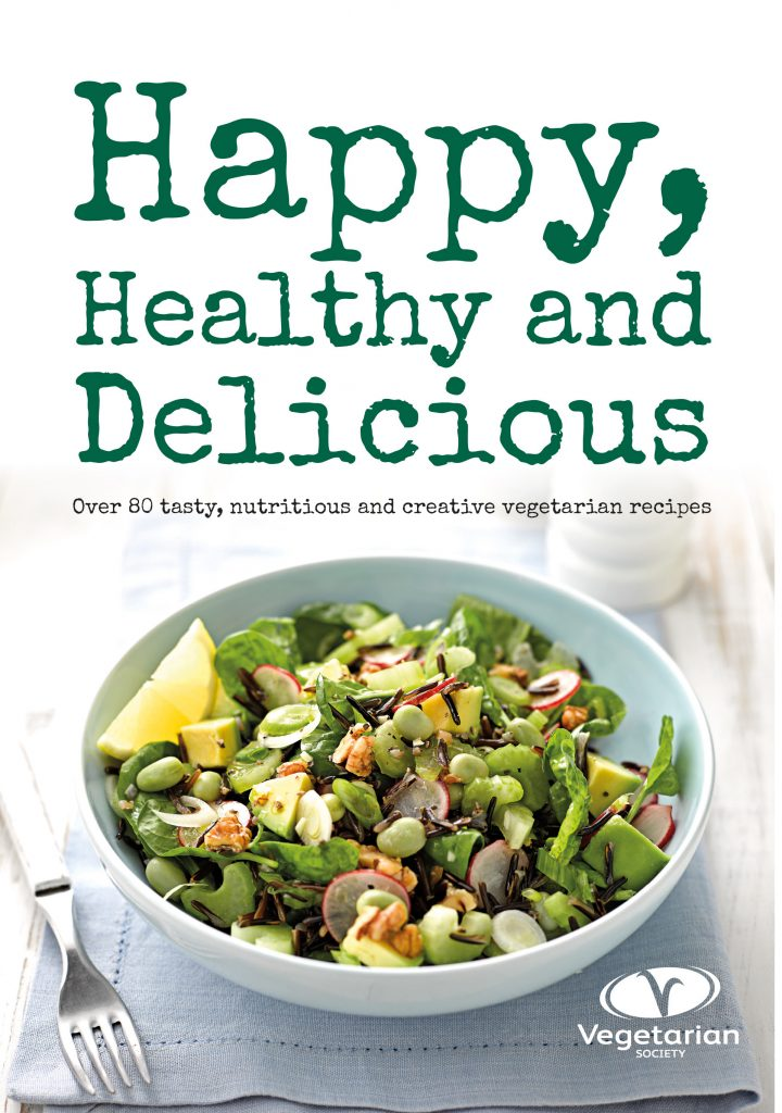 Happy, Healthy and Delicious Book