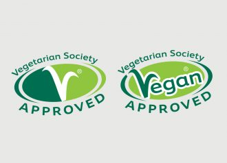 Vegetarian Society Approved trademarks