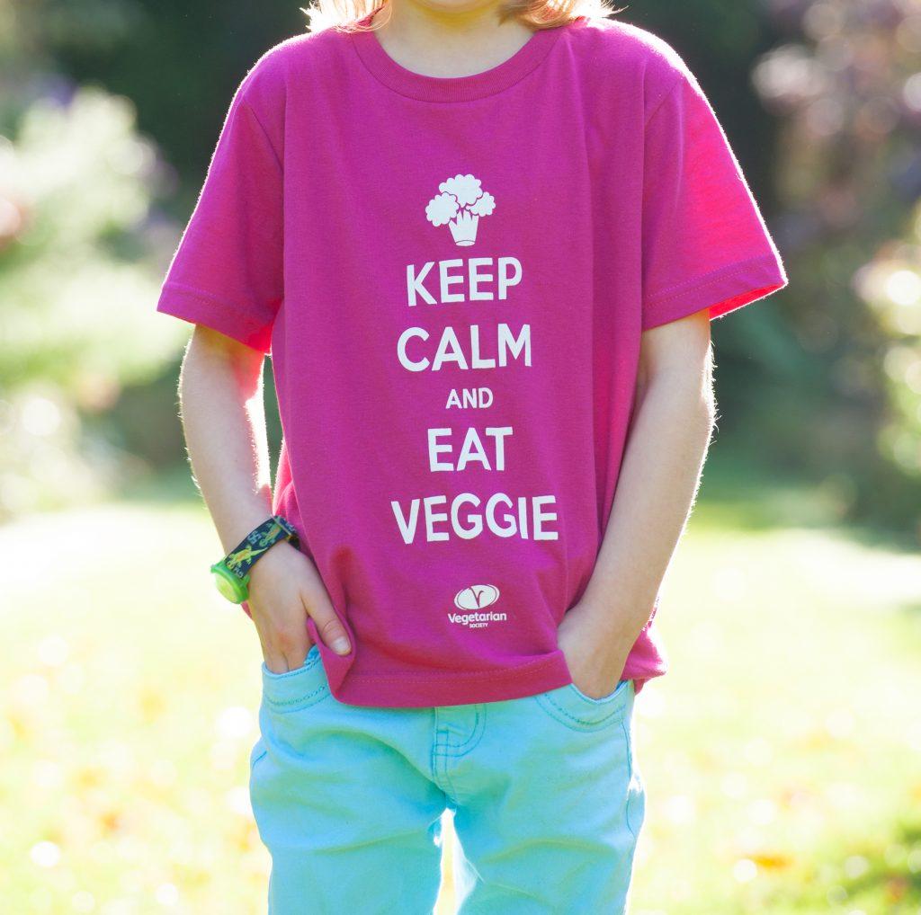 Keep Calm Children's T-shirt