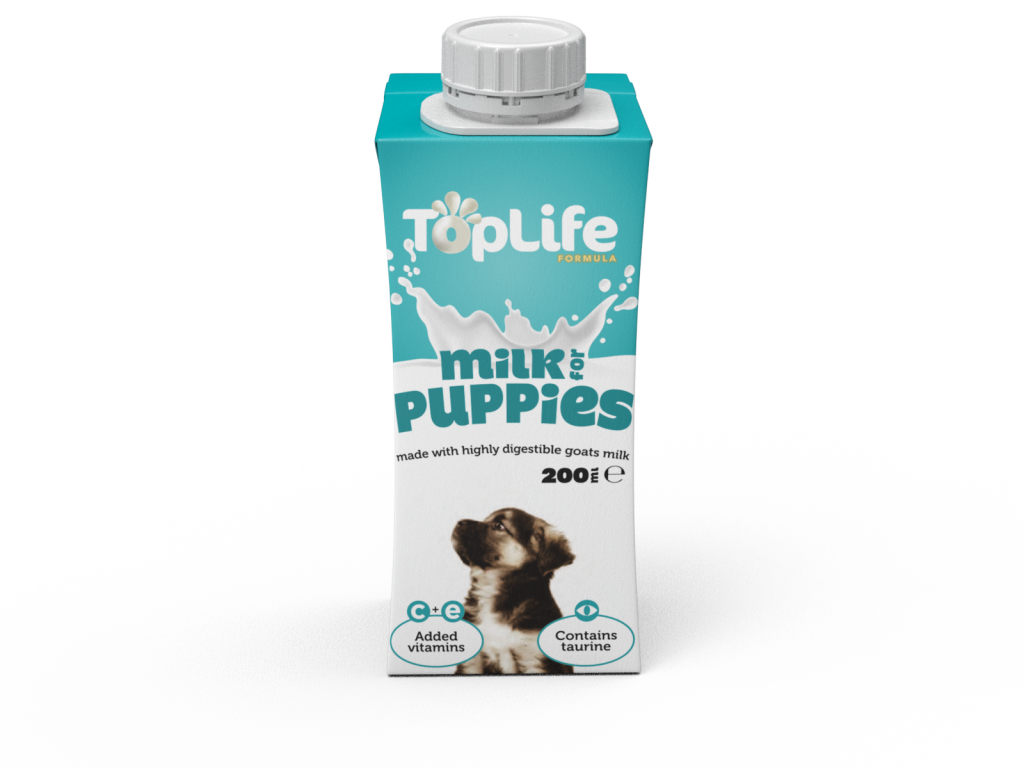 Delamere Dairy Top Life Milk for Puppies