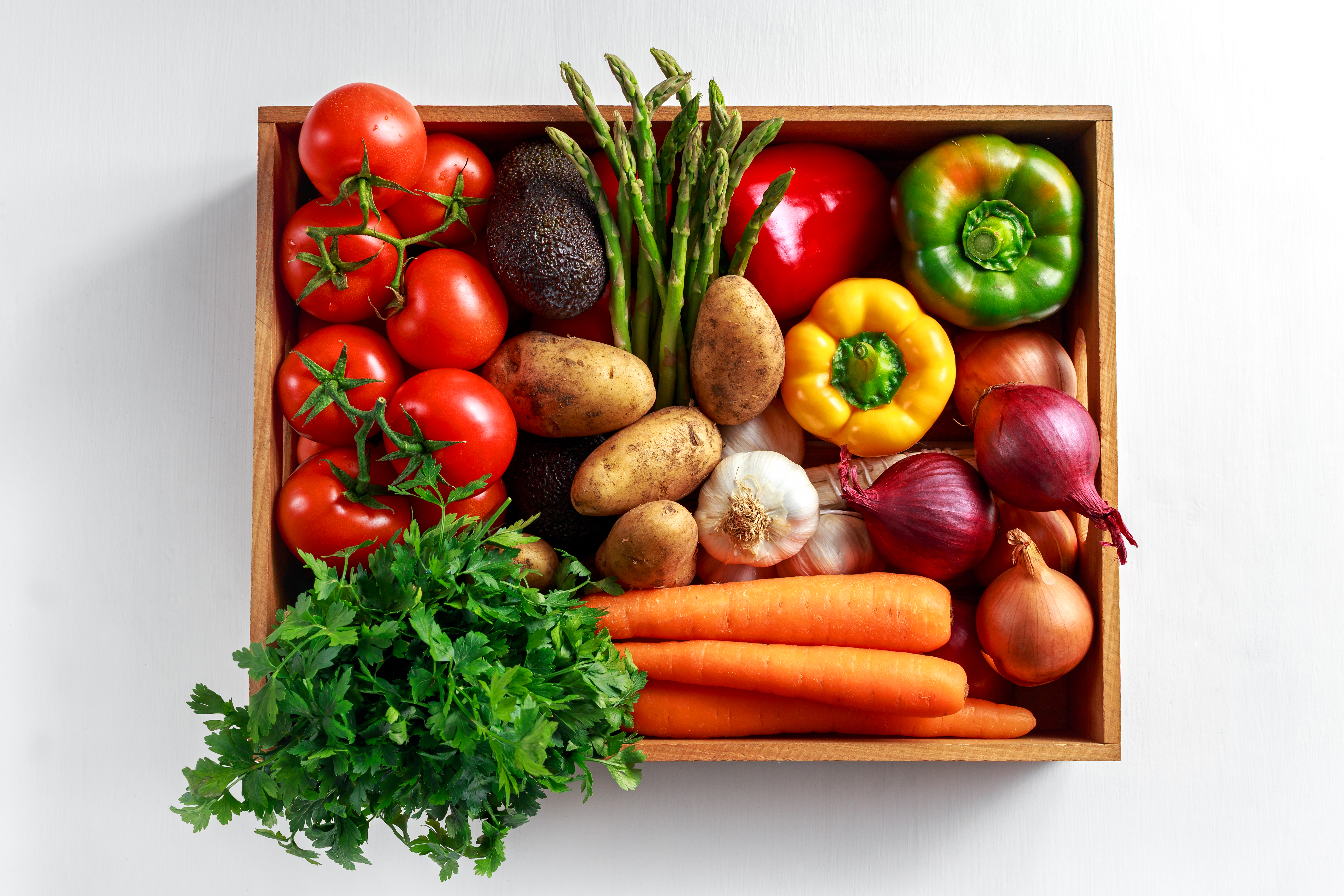 Seasonal Uk Grown Produce Vegetarian Society