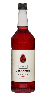Simply Grenadine Flavour Syrup