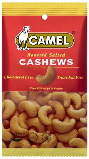 Camel Natural Cashews Baked