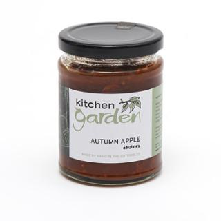 Autumn Apple Chutney