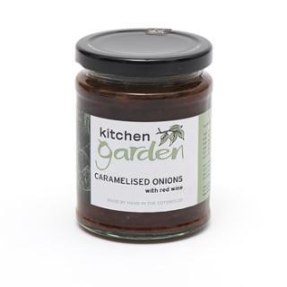 Caramelised Onions & Red Wine