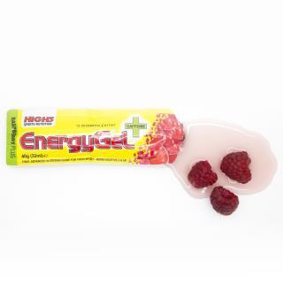 HIGH5 Energy Gel Raspberry Plus