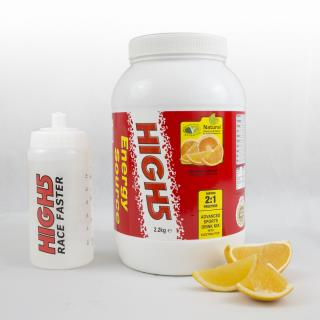 HIGH5 EnergySource 2:1 Orange