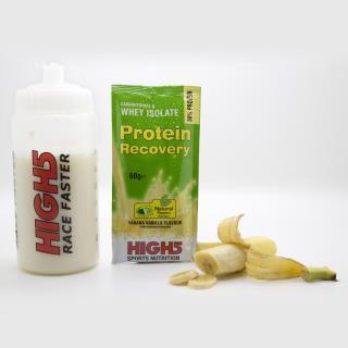 HIGH5 Protein Recovery Banana Vanilla