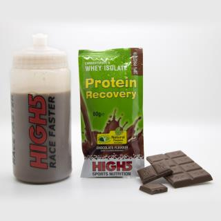 HIGH5  Protein Recovery Chocolate