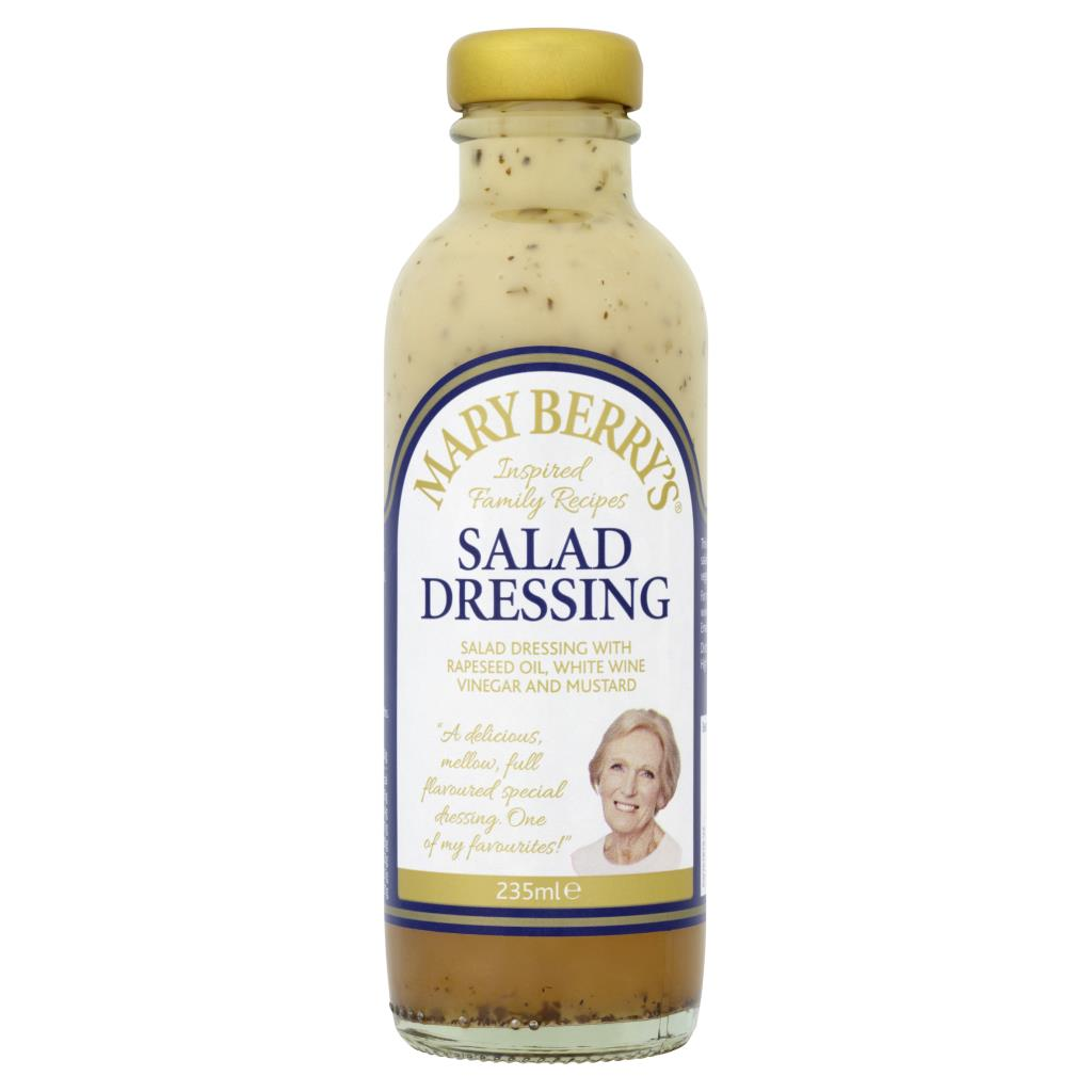 Mary Berry's Salad Dressing