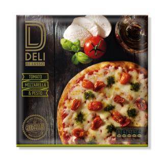 Deli Di Lusso Tomato, Mozzarella & Pesto