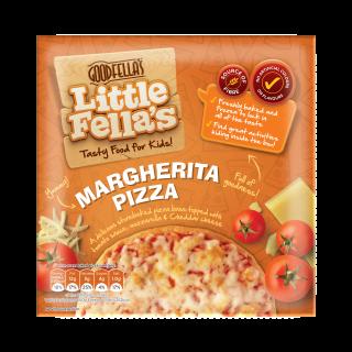 Littlefella's Cheese & Tomato